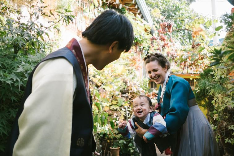 Family Photographer Hanbok Seoul