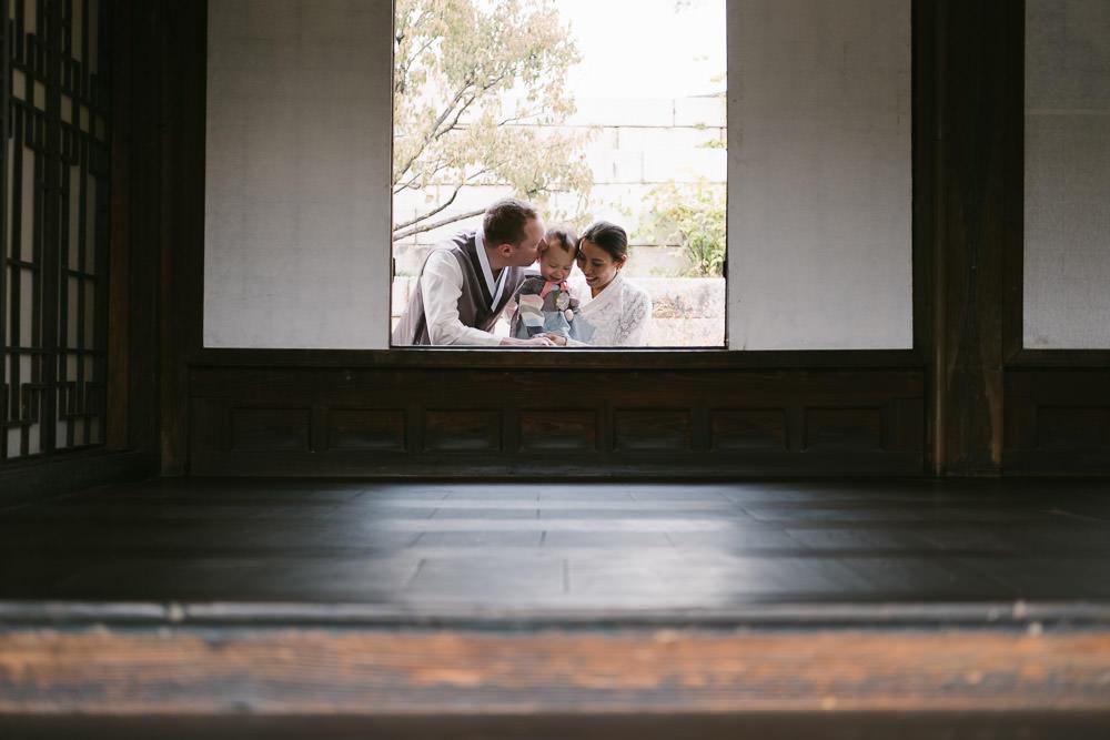 Seoul Family Hanbok Photographer