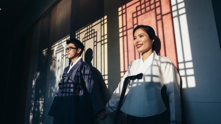 Wedding Photographer in Seoul - Haram and Phuong 전통혼례 스냅