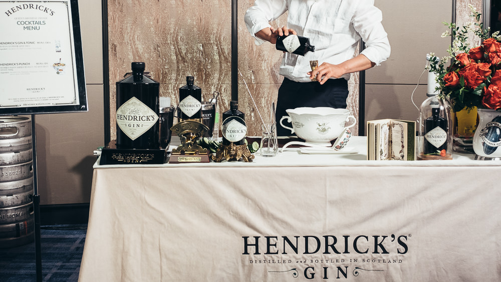 Seoul Event Photography - BCCK Queen's Birthday Ball 2018 Hendrick's Gin