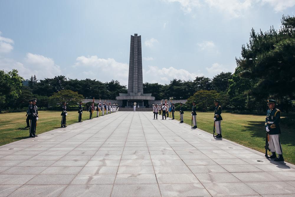 Event Photographer Korea - National Cemetery Seoul
