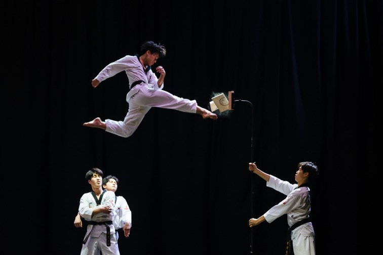 Seoul Event Photographer - Taekwondo Kukkiwon