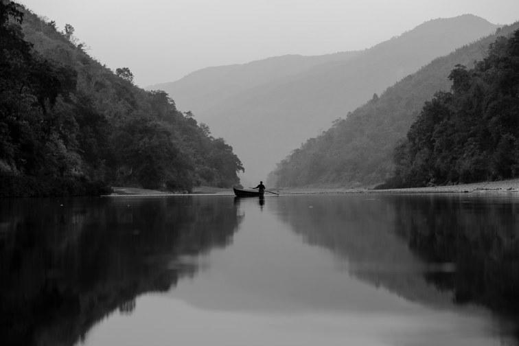Laymro River Myanmar