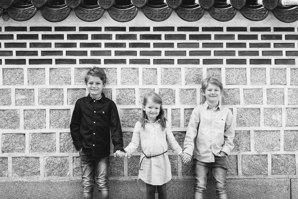 The Three Kids - Elbracht Family Portraits