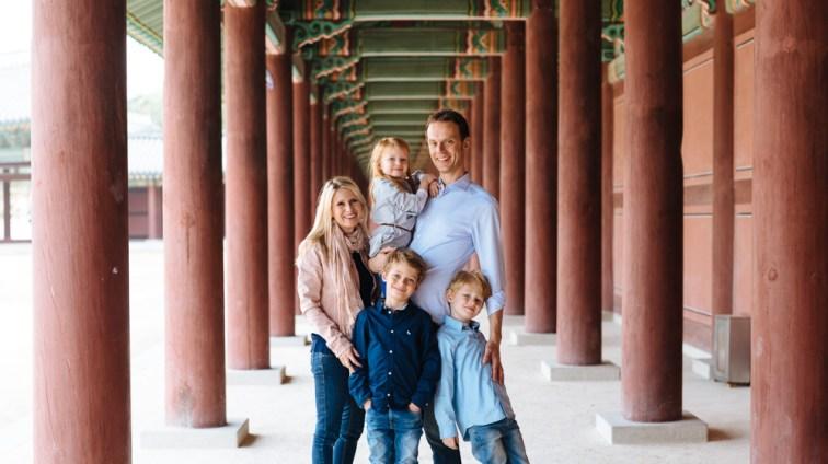 The Elbracht Family
