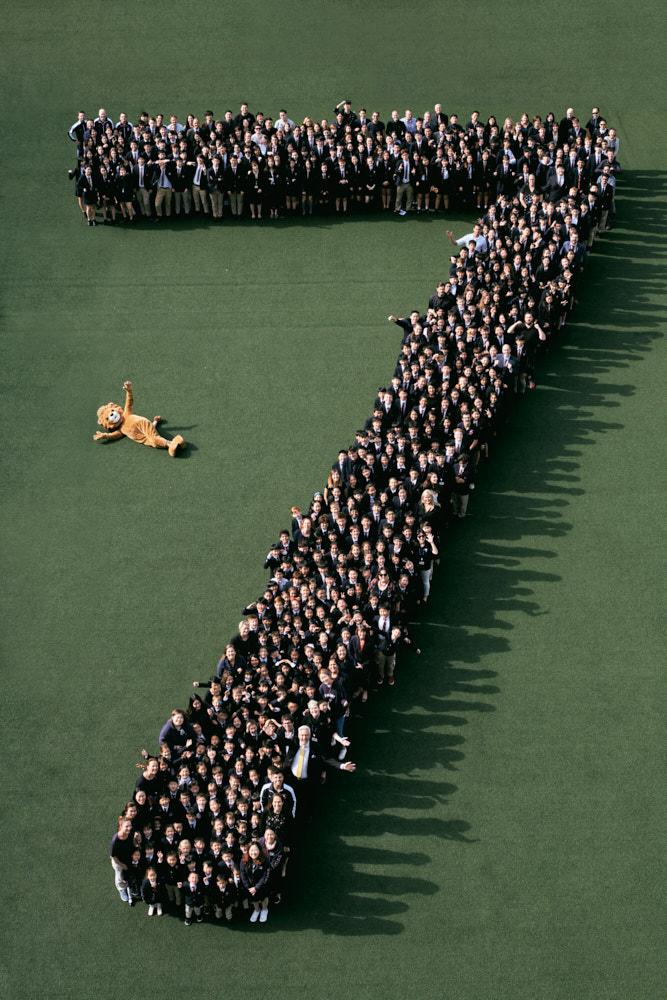 Dwight School Seoul 7th Birthday - Korea Photographer