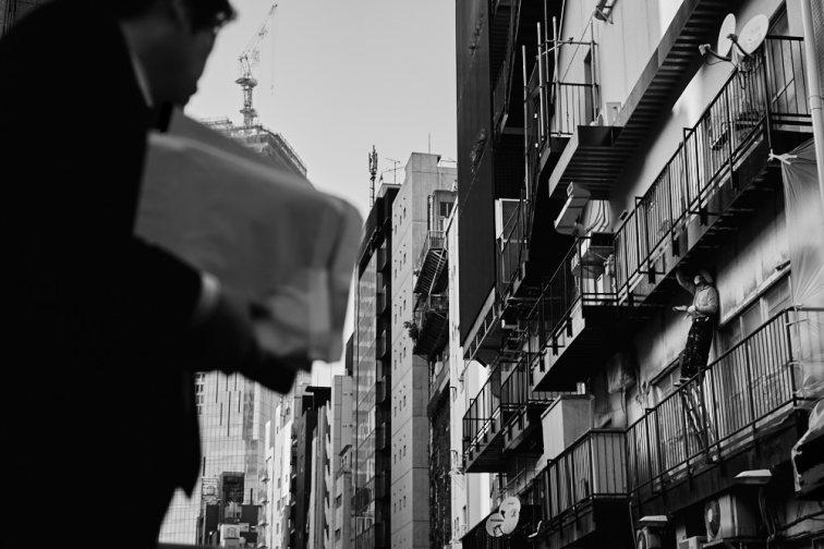 Repainting Tokyo