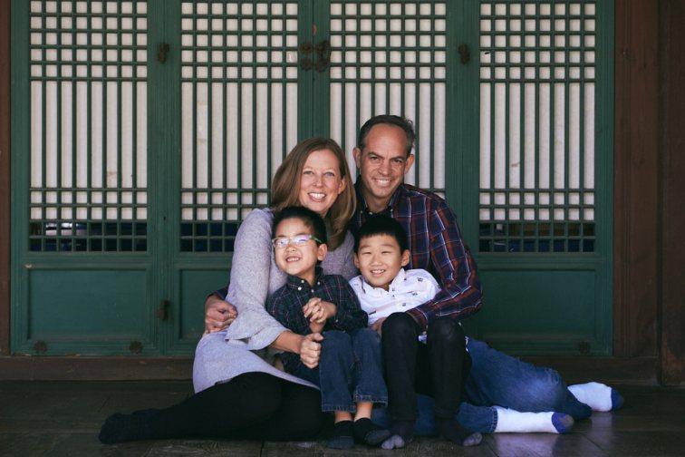 Seoul, Korea, Family Photographer - Ashcraft Family