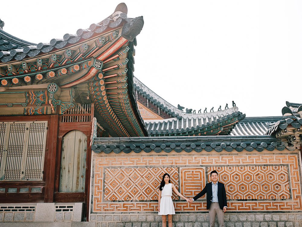 Choosing Your Location - Photoshoot in Seoul, Korea