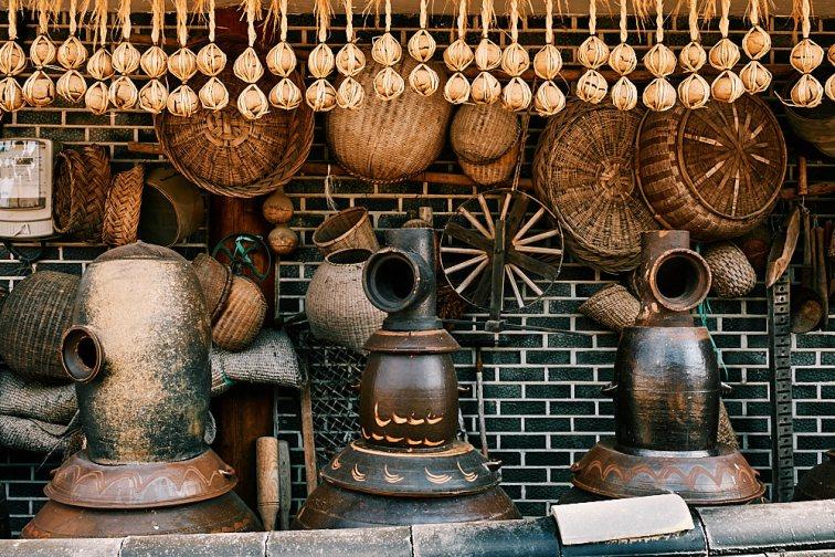 Traditional Tools and Meju, Smile Magazine, Korea Editorial Photographer