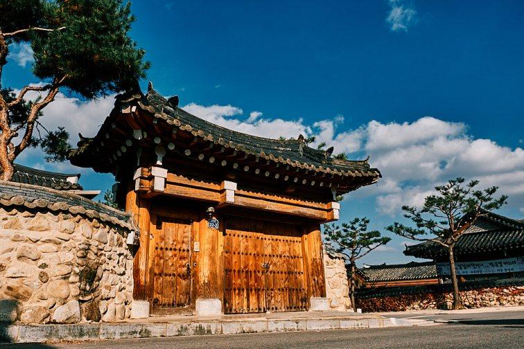 Front Gate, Smile Magazine, Korea Editorial Photographer