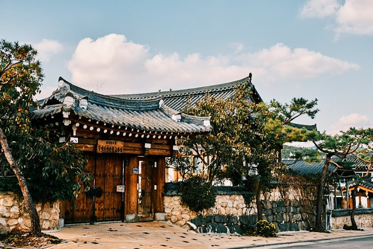 Gate and Fence, Smile Magazine, Korea Editorial Photographer