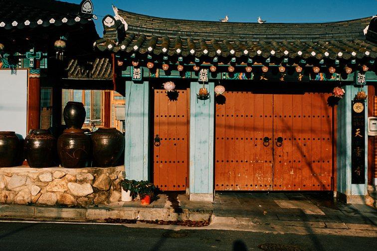 Village Temple, Smile Magazine, Korea Editorial Photographer
