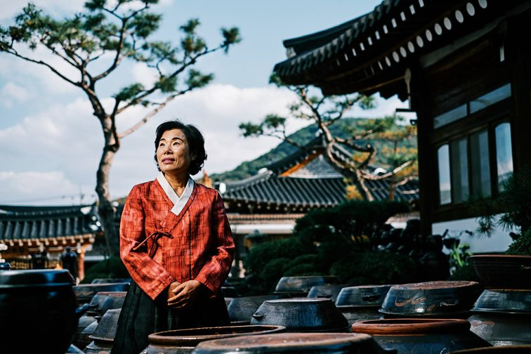 Park Hyun-soon, Gochujang Maker, Smile Magazine, Seoul Editorial Photographer