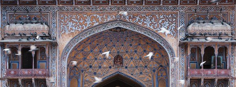 Royal Palace, Jaipur, India