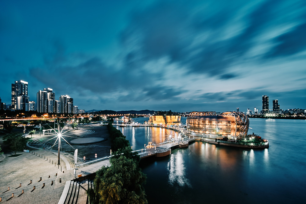 Laowa 17mm f/4 Fujifilm GFX - Seoul Han River