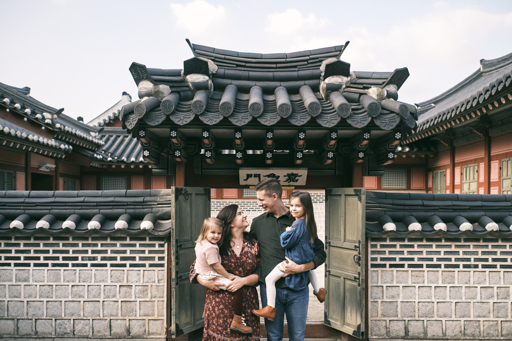 Suwon Family Photographer - McKeegan Family