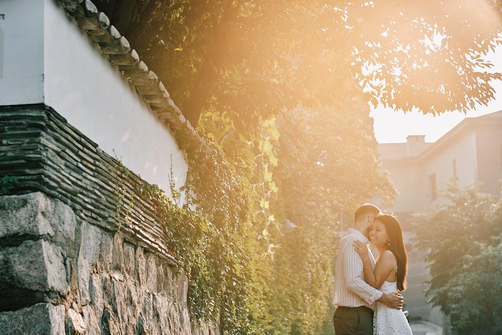 Pre-Wedding Photography - Seoul, Korea