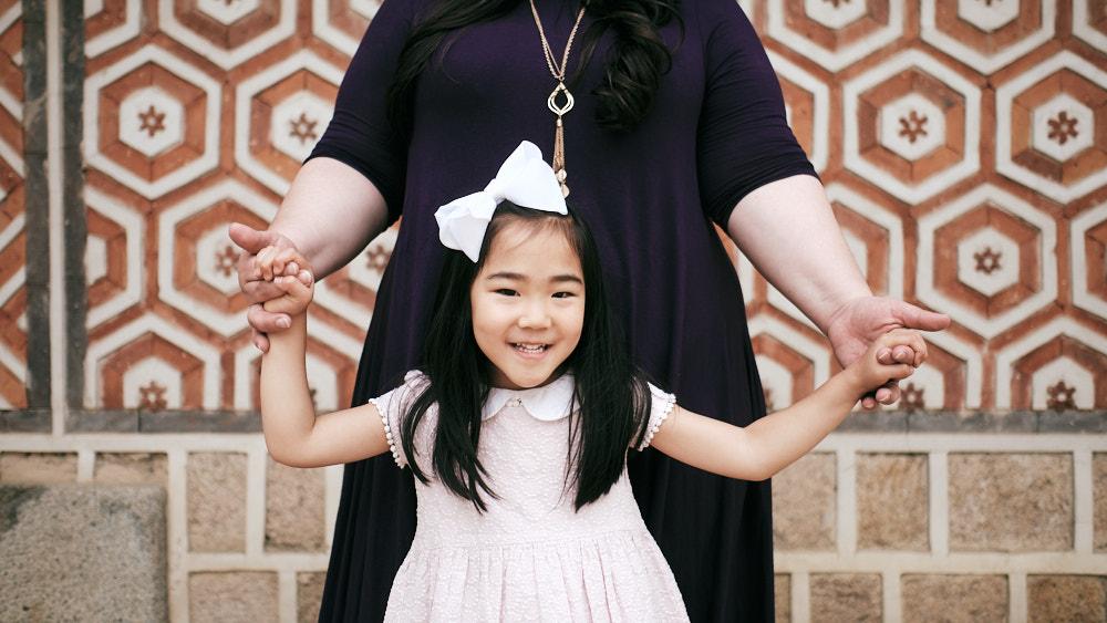 Family Photography at Gyeongbokgung, Seoul, Korea