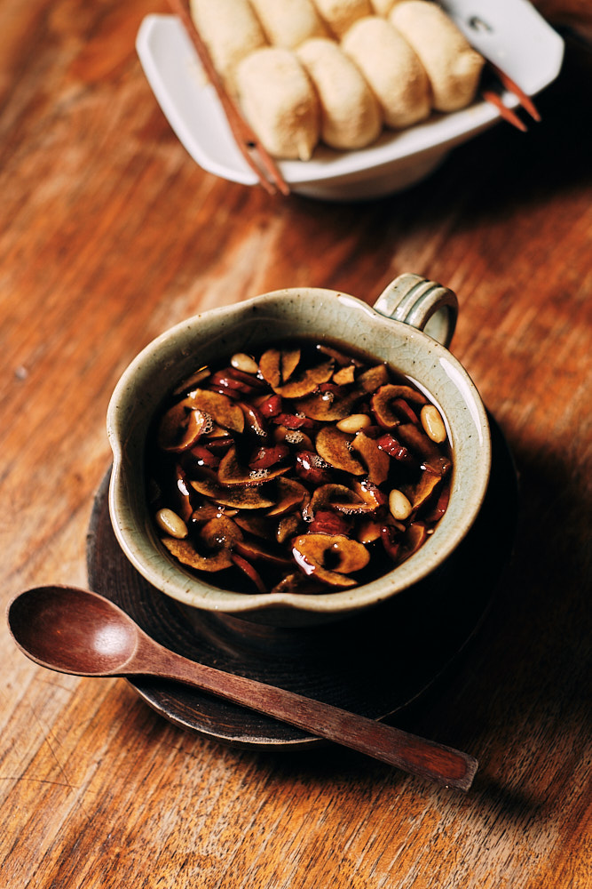Seoul Secret Food Tours - Jujube Tea