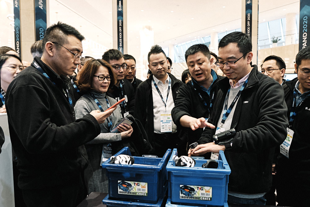 Solution Showcase - Zebra APAC SKO - Jeju Island