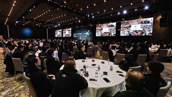 Zebra Sales Kick Off 2020 - Event Photographer