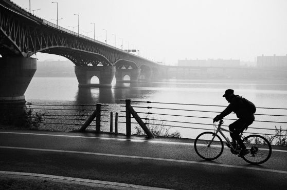 Air Quality, Han River Cycling Path