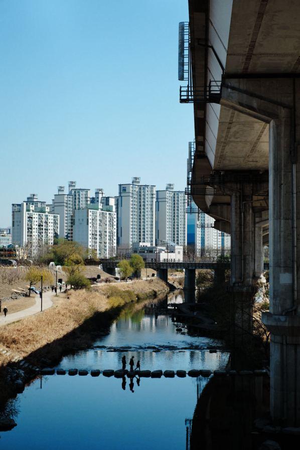 Cheonggyecheon Crossing