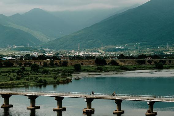 Seomjin River Cycling Path