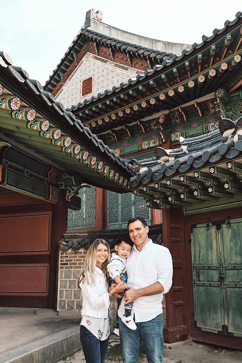 Family Portrait - Michas Post-Custody Family Photos