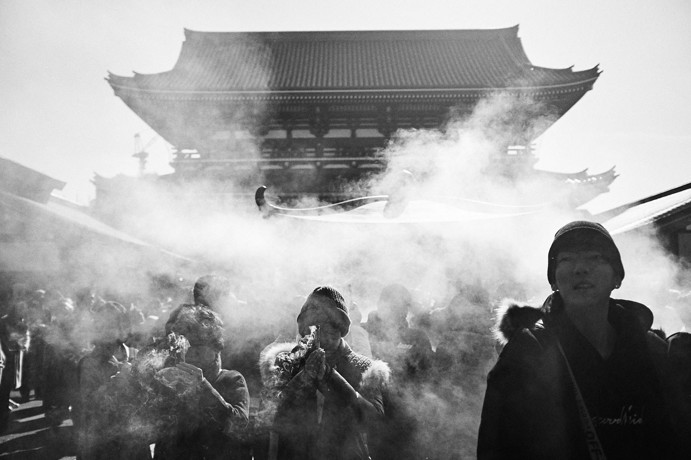 Tokyo Travel Photographer - Sensouji
