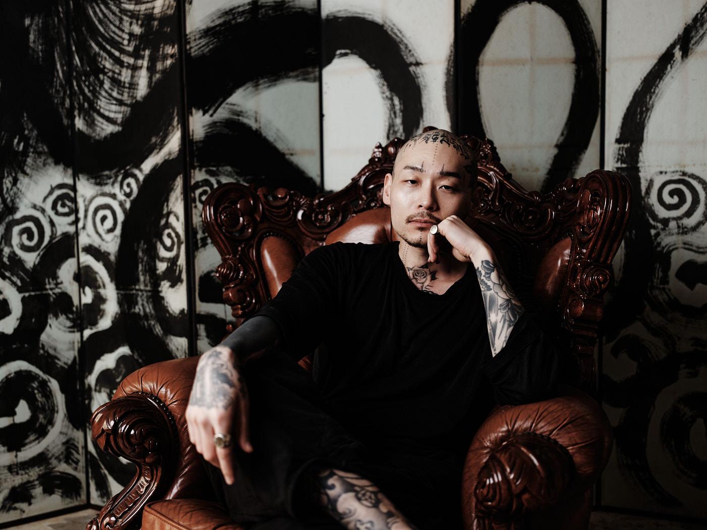 Apro Lee - Seoul Tattooer