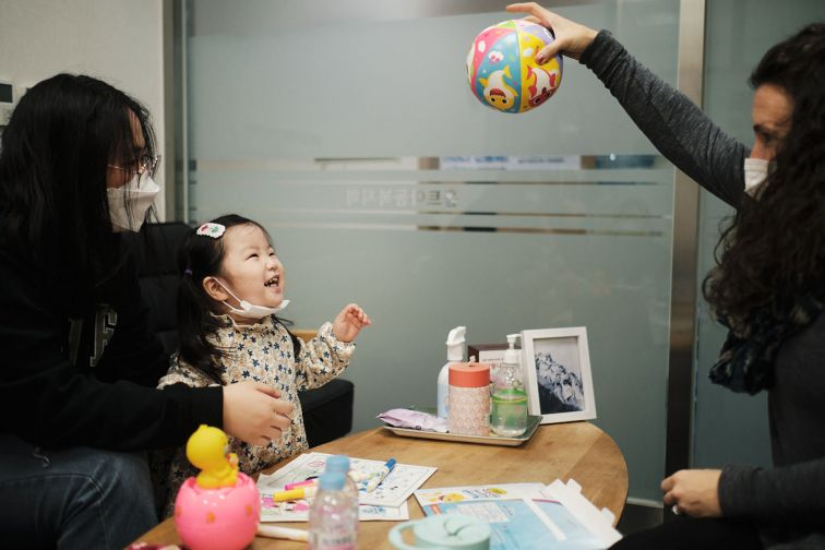 Adoption Custody Photography