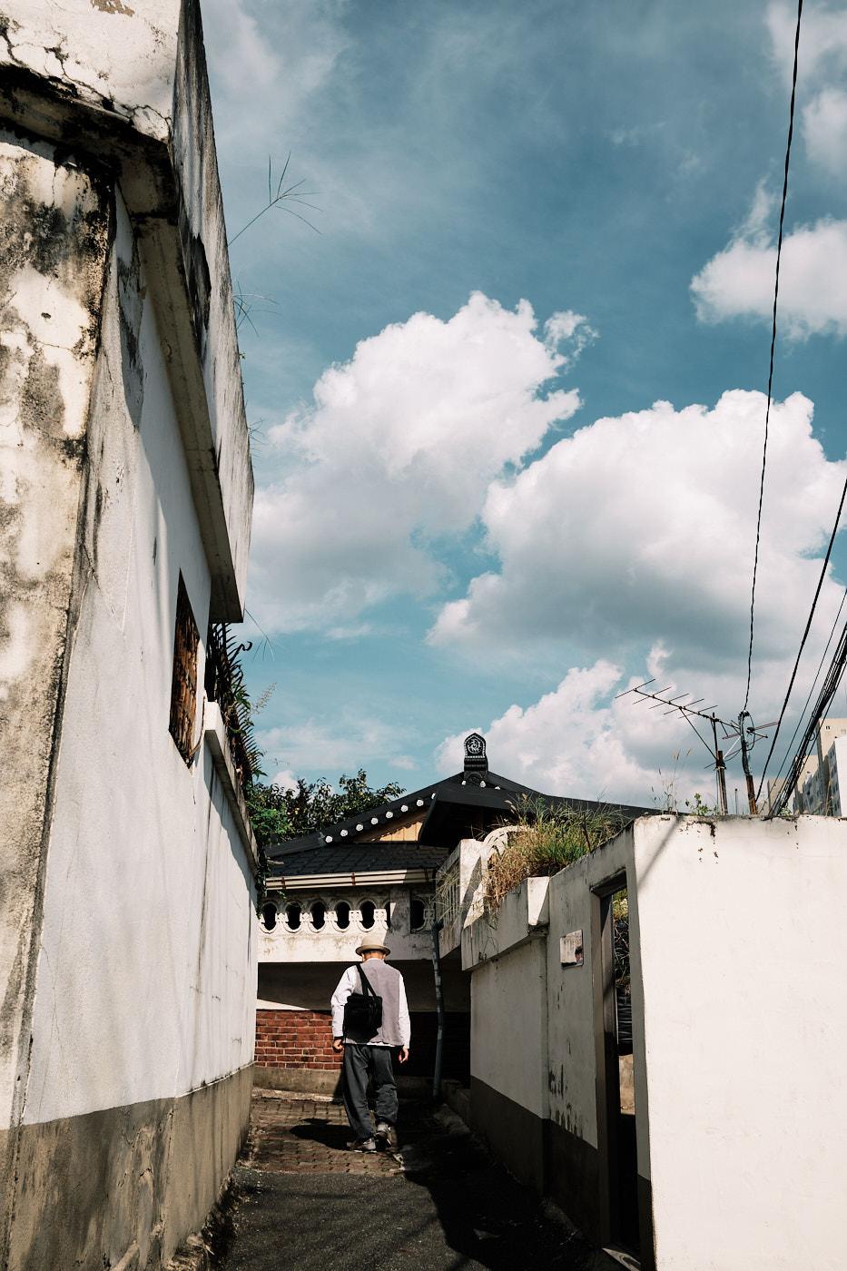 Street - Jeonju, Korea