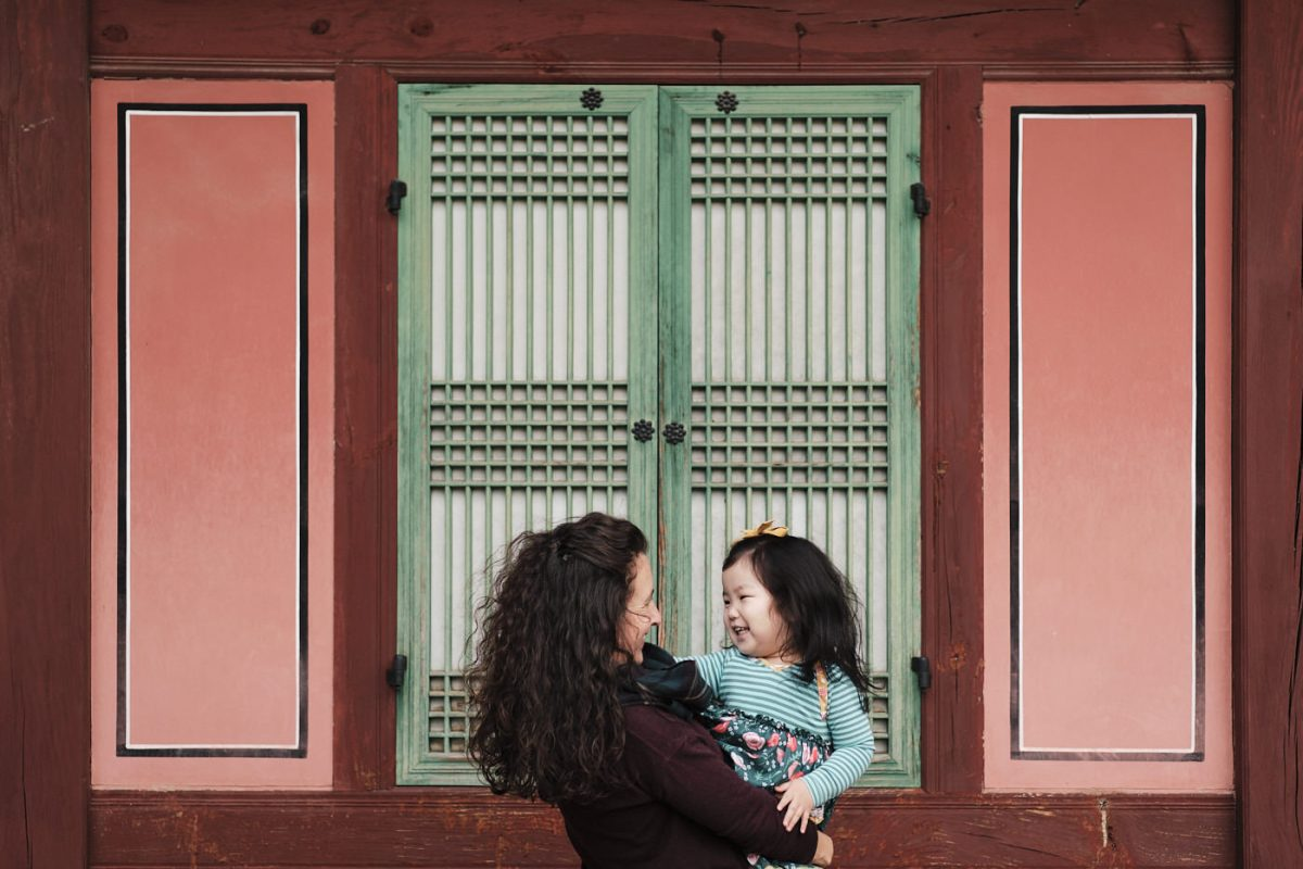 Mother and Daughter Family Photos