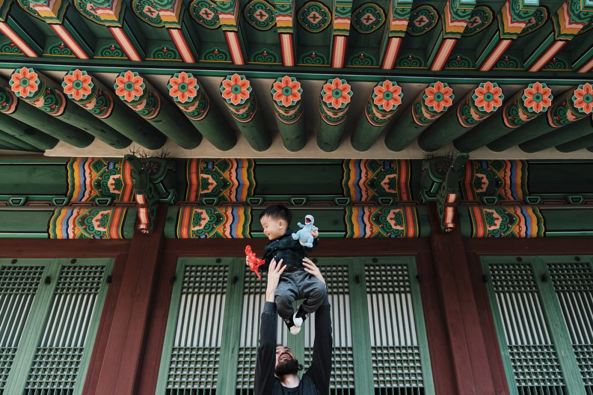 Seoul Family Photographer - Martin Family