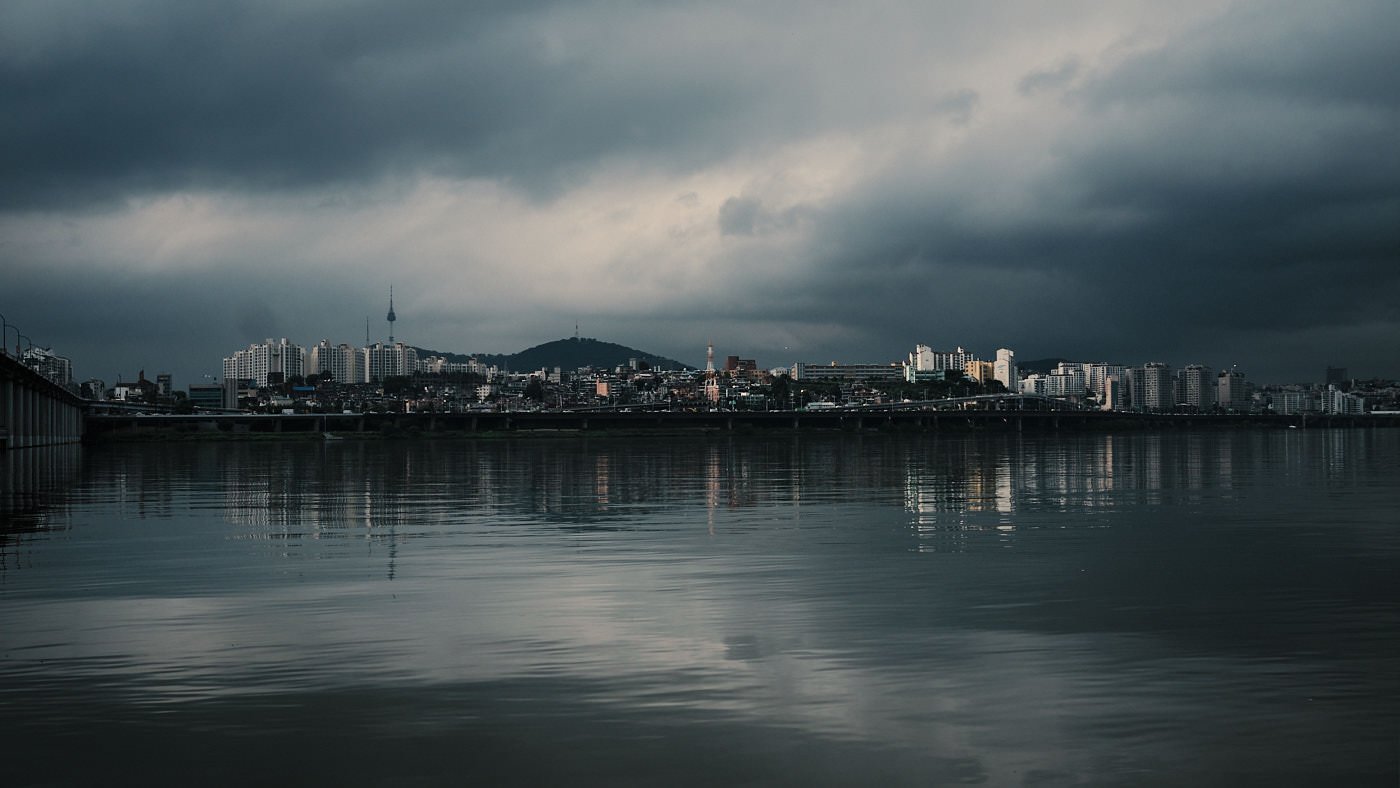 High Waters - Han River - Seoul