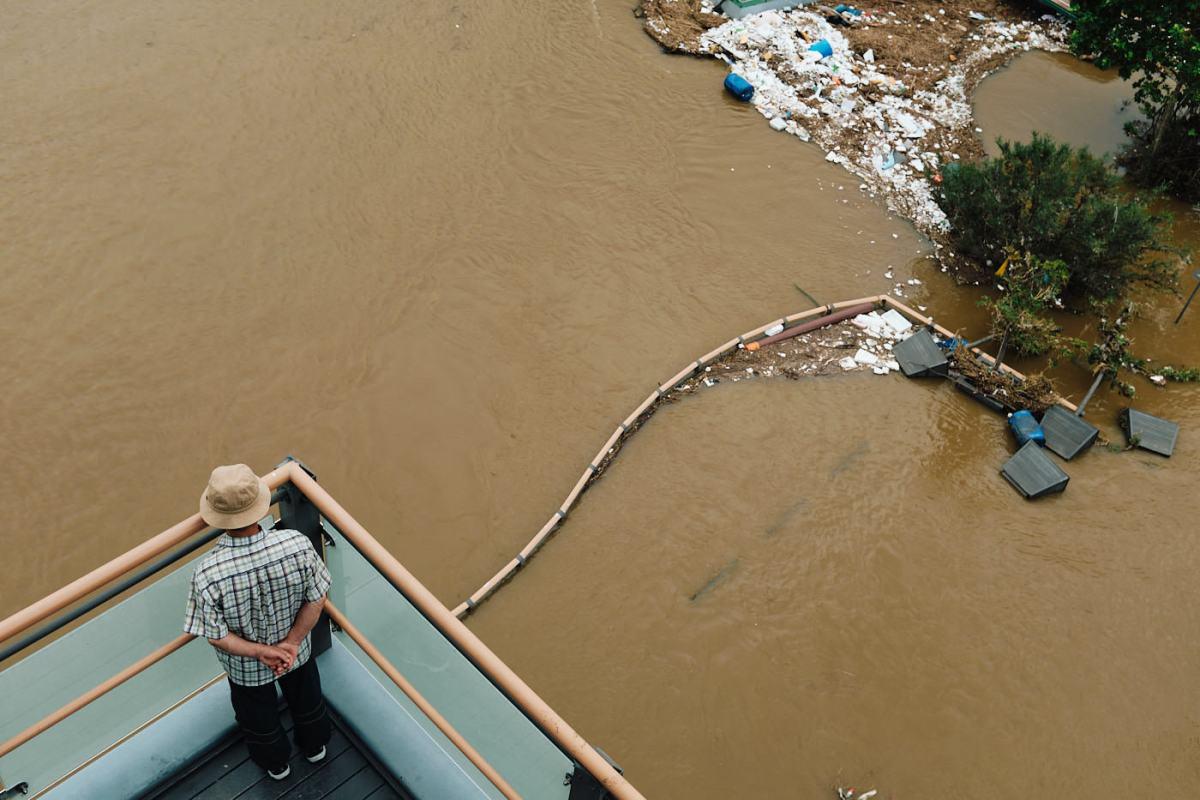 Observer - Seoul Floods 2020