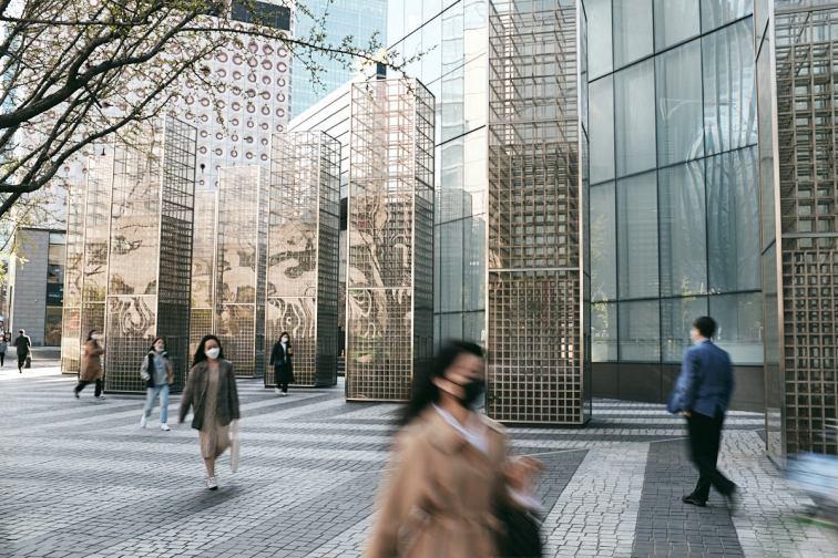 Samsung Headquarters - Gangnam Station