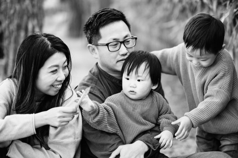 Sharing - Seoul Family Photographer