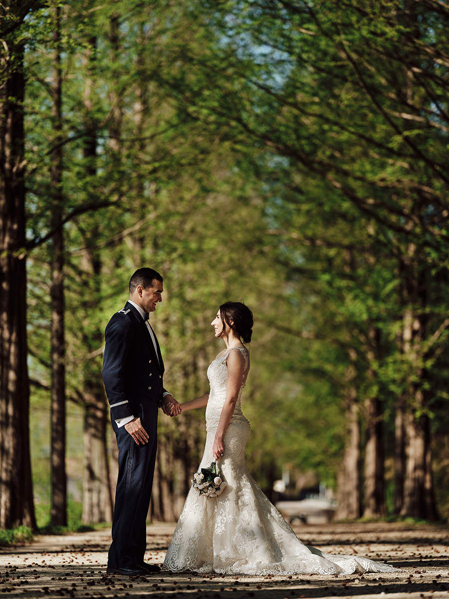Damyang Metasequoia Avenue Pre-Wedding