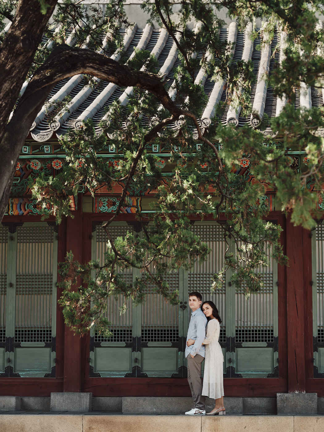 Pre-wedding Couple Photos, Seoul