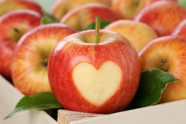 Image result for images of apples and intestinal health