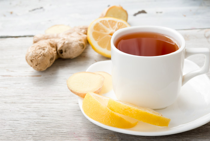 Image result for green tea ginger lemon detox how to