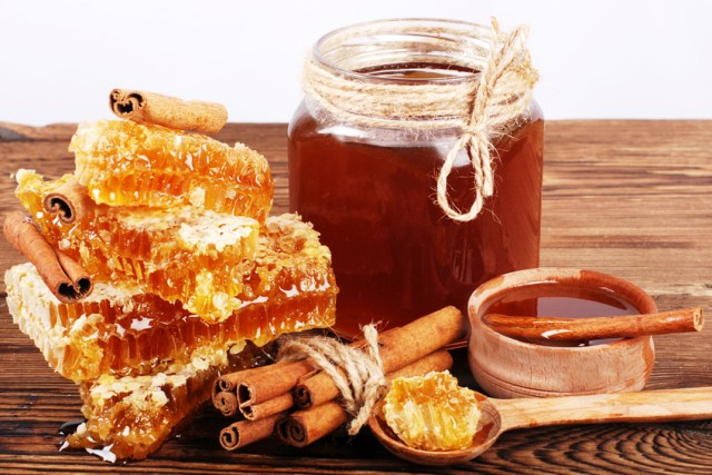 honey is a great cough remedy