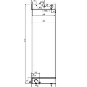 Kobelco Excavator Radiators Manufacturers and Suppliers