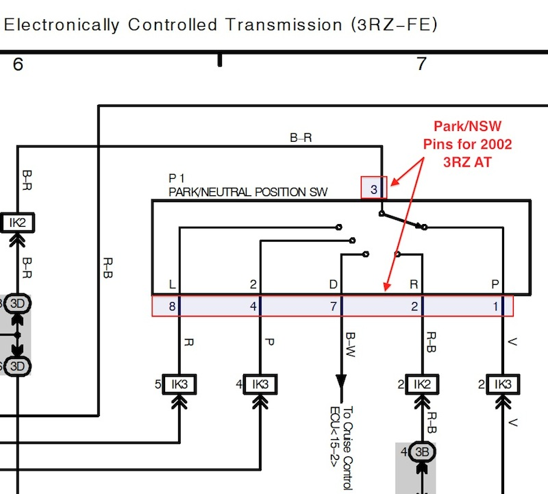 5vzfe wiring diagram