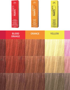 Special also colorcharm paints wella rh