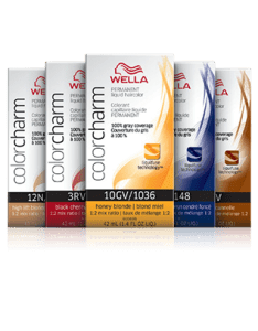 Permanent liquid color also toners charm by wella professionals rh