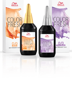 Wella color fresh pack shots also semi permanent colour professionals rh